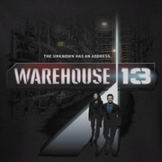 Warehouse 13 The Unknown Shirts