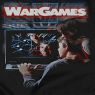 WarGames Movie Poster Shirts