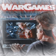 WarGames Poster Sublimation Shirts