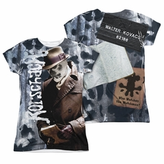 Watchmen Shirt Journal Sublimation Juniors Shirt