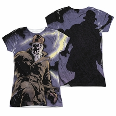 Watchmen Shirt Stormy Night Sublimation Juniors Shirt
