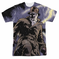 Watchmen Shirt Stormy Night Sublimation Shirt