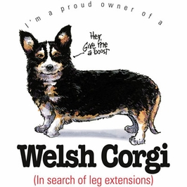 Welsh Corgi T-shirts