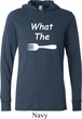 What the Fork WTF Lightweight Hoodie Tee