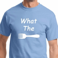 What the Fork WTF Mens Shirts