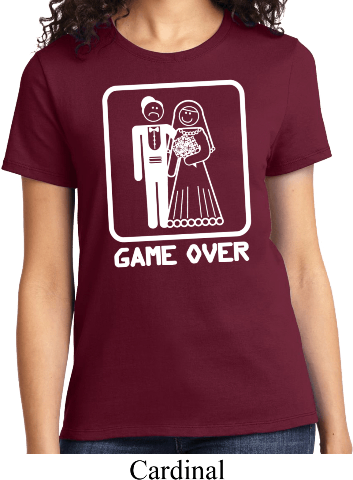It's Game Over Personalised Custom Stag Do T Shirt Tshirt ...