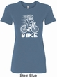 White Penguin Power Bike Ladies Longer Length Shirt