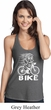 White Penguin Power Bike Ladies T-Back Tank Top