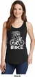 White Penguin Power Bike Ladies Tank Top