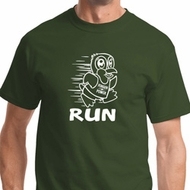White Penguin Power Run Shirts