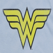 Wonder Woman Logo Shirts