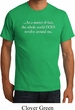 World Revolves Around Me Mens Organic Shirt