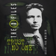 X-Files Mulder Shirts