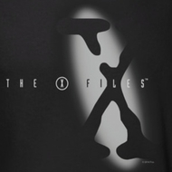X-Files Spotlight Logo Shirts