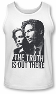 X-Files Tank Top Truth White Tanktop