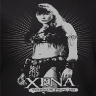 Xena: Warrior Princess Don't Mess With Me Shirts