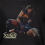 Xena: Warrior Princess In Control Shirts