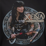 Xena: Warrior Princess The Warrior Shirts