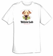 Yellow Lab T-shirt I'm a Proud Owner of a Yellow Lab Got Balls Tee