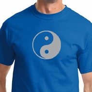 Yin Yang Mens Yoga T-shirts