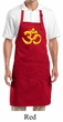 Yoga Apron 3D OM Full Length Apron With Pockets