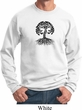 Yoga Black Celtic Tree Sweatshirt