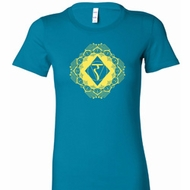 Yoga Diamond Manipura Ladies Shirts