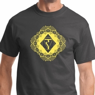 Yoga Diamond Manipura Mens Shirts