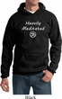 Yoga Hoodie Heavily Meditated with OM Hoody