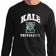 Yoga Kale University Darks Long Sleeve Shirt