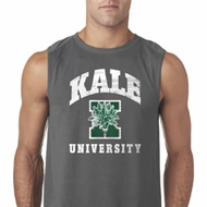 Yoga Kale University Darks Mens Sleeveless Shirt