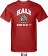 Yoga Kale University Darks Mens Tall Shirt