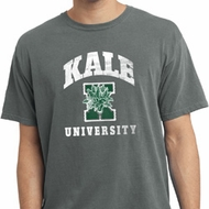 Yoga Kale University Darks Pigment Dyed Shirt