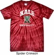 Yoga Kale University Darks Spider Tie Dye Shirt