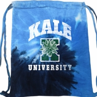 Yoga Kale University Darks Tie Dye Bag