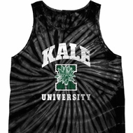 Yoga Kale University Darks Tie Dye Tank Top