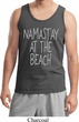 Yoga Namastay at the Beach Tank Top