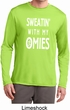 Yoga Omies Mens Dry Wicking Long Sleeve Shirt