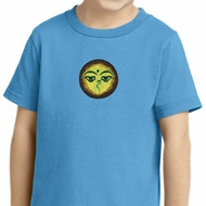 Yoga Shirt Buddha Eyes Patch Toddler Shirt