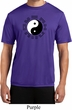 Yoga Ying Yang Trigrams Mens Moisture Wicking Shirt