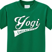 Yogi University Kids Yoga Shirts