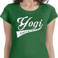 Yogi University Ladies Yoga Shirts