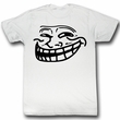 You Mad Shirt Face Off Adult White Tee T-Shirt