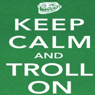 You Mad Shirt Troll On Adult Kelly Green Tee T-Shirt