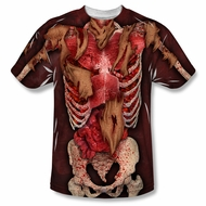 Zombie Skinny Sublimation Shirt