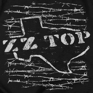 ZZ Top Barbed Shirts
