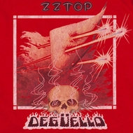 ZZ Top Deguello Cover Shirts