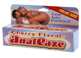 Anal Eaze - Cherry Flavor (Yup, It's flavored)