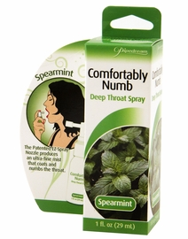 Stop Gagging During Oral with Comfortably Numb Oral Sex Spray