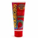 Dickalicious Strawberry Penis Arousal Gel